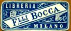 Libreria Flli Bocca Milano