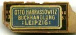 Otto Harrassowitz Buchhandlung Leipzig