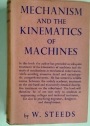 Mechanism and the Kinematics of Machines.