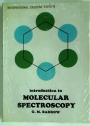 Introduction to Molecular Spectroscopy.