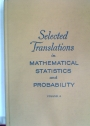 Selected Translations in Mathematical Statistics and Probability. Volume 4.