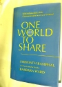 One World to Share: Selected Speeches of the Commonwealth Secretary General, 1975 - 78.