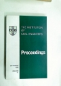 Proceedings of the Institution of Civil Engineers. September 1968. Volume 41.