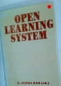 Open Learning System: Concept and Future.