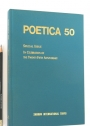 Poetica. An International Journal of Linguistics Literary Studies: 50. Special Issue: In Celebration of the Twenty-Fifth Anniversary.