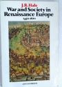 War and Society in Renaissance Europe, 1450 - 1620.
