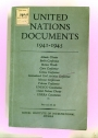 United Nations Documents, 1941 - 1945.