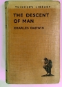 The Descent of Man. Part 1 and the concluding chapter of Part 3. Thinker's Library No. 12.