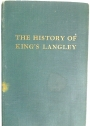 The History of King's Langley.