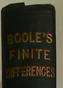 A Treatise on the Calculus of Finite Differences. Second Edition. Ed. J F Moulton.