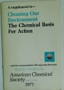 American Chemical Society: Cleaning Our Environment. The Chemical Basis for Action. Supplement. Priority Recommendations with Supporting Discussion.