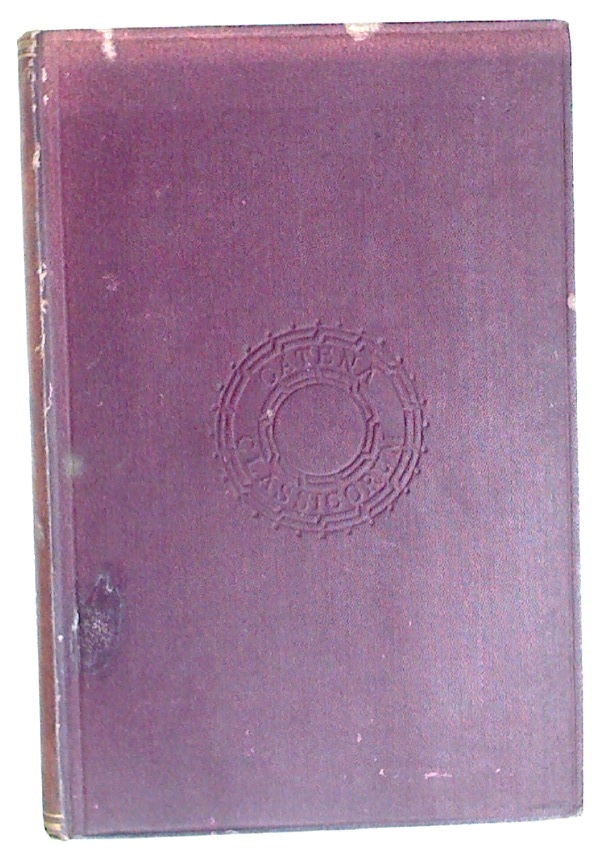 Aristophanes: The Wasps. Ed. W C Green.