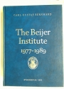 The Beijer Institute: The International Institute for Energy Resources and the Human Environment.