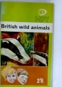 I-Spy British Wild Animals.
