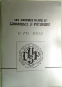 One Hundred Years of Congresses of Physiology.