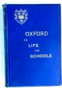 Oxford. Its Life and Schools.