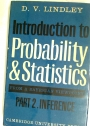 Introduction to Probability and Statistics from a Bayesian Viewpoint. Part 2: Inference.