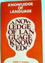Knowledge of Language.
