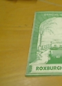 The County of Roxburgh Official Guide.