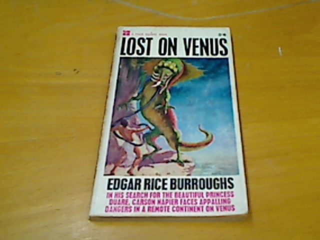 Lost on Venus.