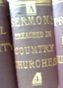 Sermons Preached in Country Churches.