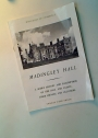 Madingley Hall. A Short History and Description of the Hall and Estate, their Owners and Occupiers.