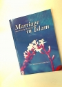 Marriage and Family Building in Islam.
