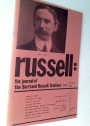 Russell: The Journal of the Bertrand Russell Archives, No 14, 1974.