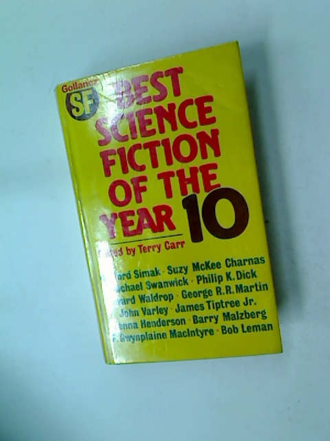 Best Science Fiction of the Year 10.