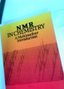 Nuclear Magnetic Resonance in Chemistry: A Multinuclear Introduction.