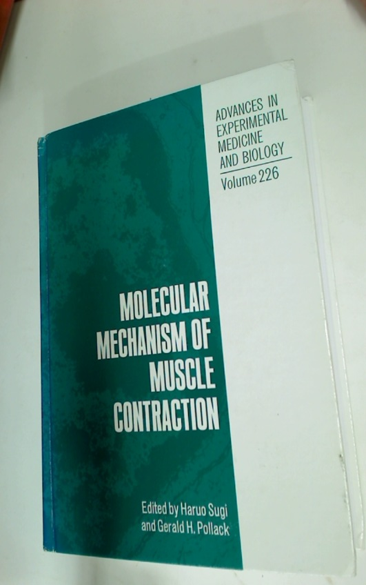 Molecular Mechanism of Muscle Contraction.