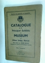 Catalogue of the Principal Exhibits in Museum at Wilton Lodge, Hawick.