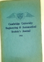 Cambridge University Engineering and Aeronautical Society's Journal. Volume 6, 1931.