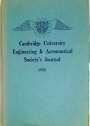Cambridge University Engineering and Aeronautical Society's Journal. Volume 7, 1932.