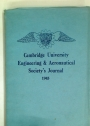 Cambridge University Engineering and Aeronautical Society's Journal. Volume 15, 1945.