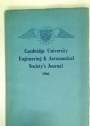 Cambridge University Engineering and Aeronautical Society's Journal. Volume 16, 1946.