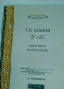 The Coming of Age: Forest Age and Heritage Values. Report of the Concepts of Forest Age Seminar held at Jervis Bay as Part of the Australias Ever-Changing Forests III Conference 24-28 November 1996.