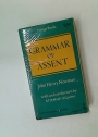 An Essay in Aid of a Grammar of Assent.
