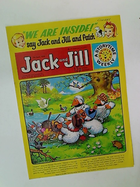 Jack and Jill. Single Issue. 7th April, 1979.