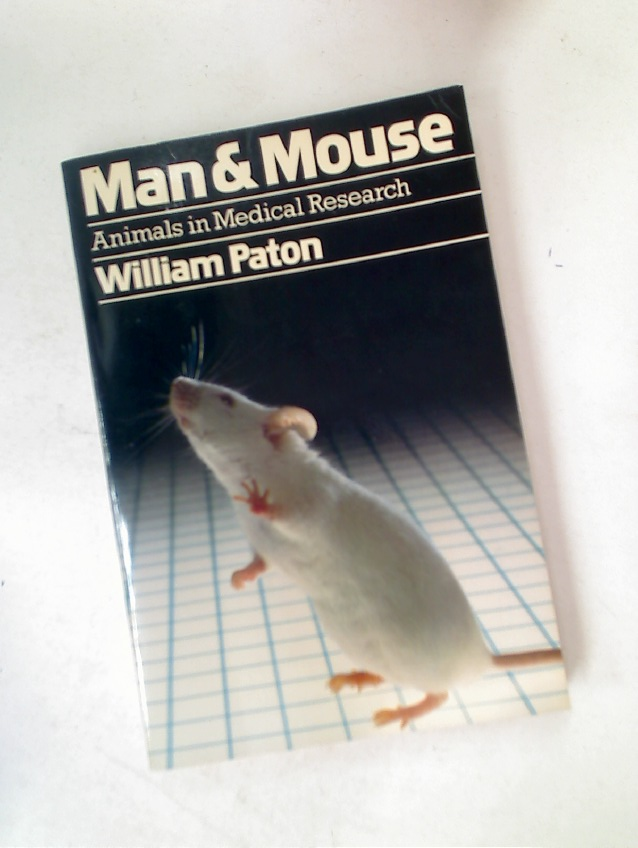 Man and Mouse. Animals in Medical Research.