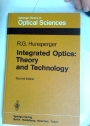 Integrated Optics: Theory and Technology. Second Edition.