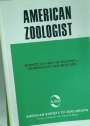 Science as a Way of Knowing VII - Neurobiology and Behaviour. (= Americal Zoologist, Special Issue, Volume 30)