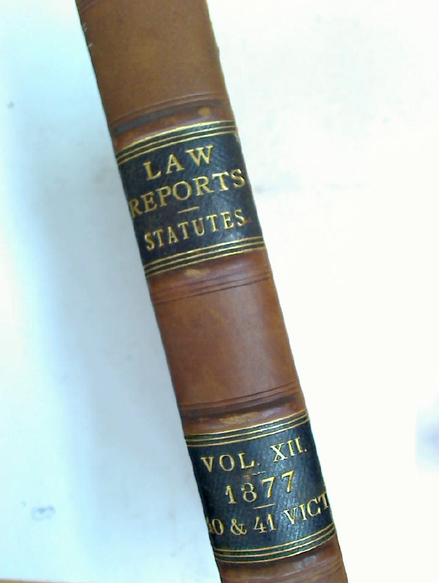 The Public and General Statutes Passed in the Fortieth and Forty-First Years of the Reign of Her Majesty Queen Victoria, 1877, with a List of Local & Private Acts, Tables Showing the Effect of the Year's Legislation, and a Copious Index. Volume 12.