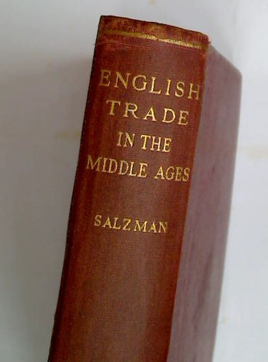 English Trade in the Middle Ages.