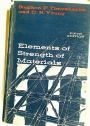 Elements of Strength of Materials. Fifth Edition.