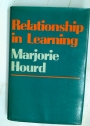 Relationship in Learning.