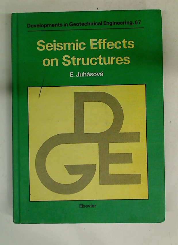 Seismic Effects on Structures.