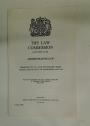 Administrative Law. Submission to the Lord High Chancellor Under Section 3 (1) (e) of the Law Commissions Act 1965.