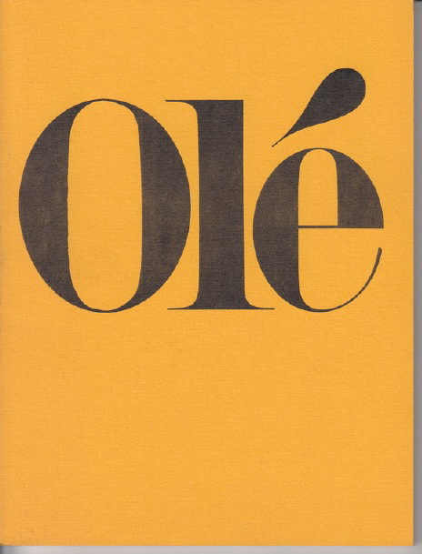 Olé Anthology.