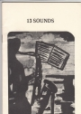 13 Sounds: Poems.